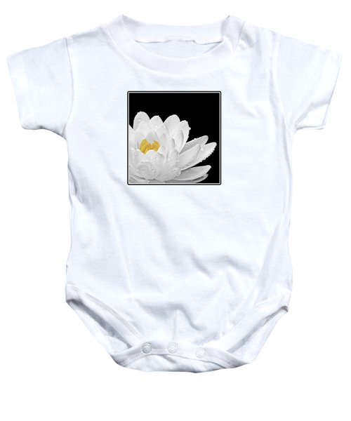 Patch Of Gold Baby Onesie by Gill Billington