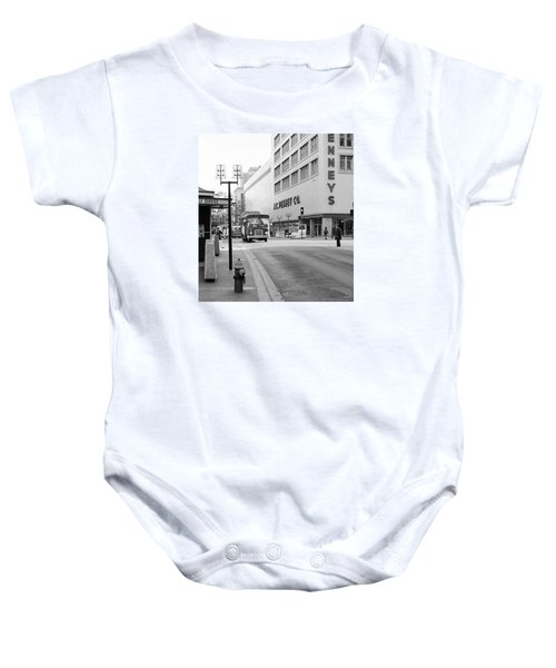 Penney's On The Mall Baby Onesie