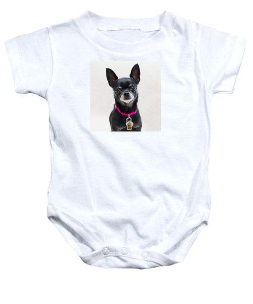 Perlita 2 Baby Onesie