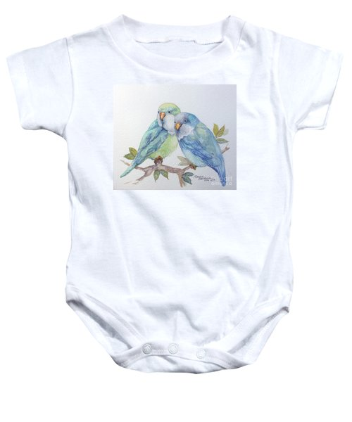 Pete And Repete Baby Onesie