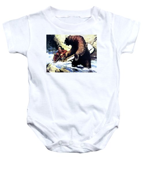 Pg- Dangerous Waters Baby Onesie