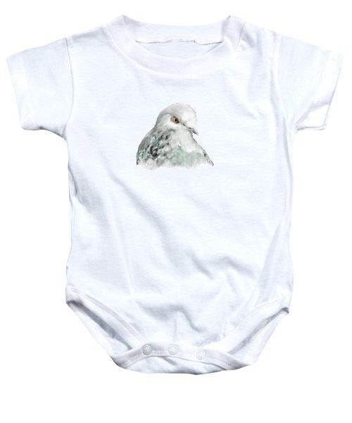 Pigeon Baby Onesie
