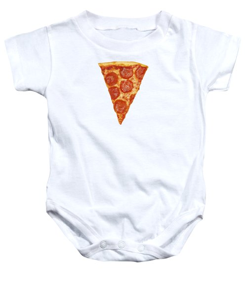 Pizza Slice Baby Onesie