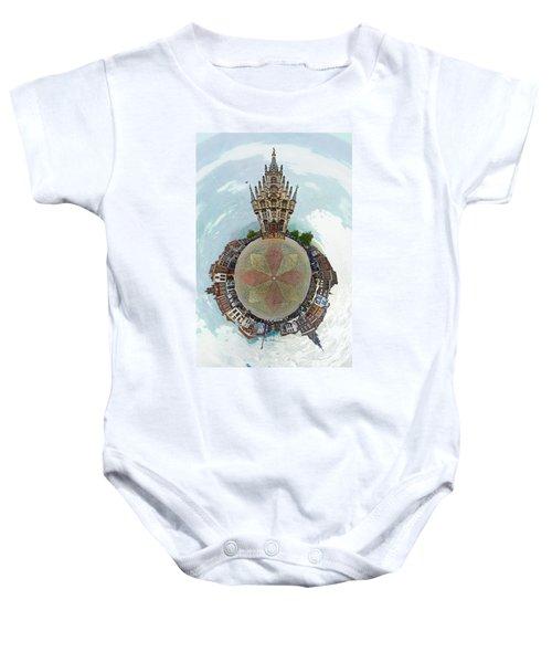 Planet Gouda Baby Onesie