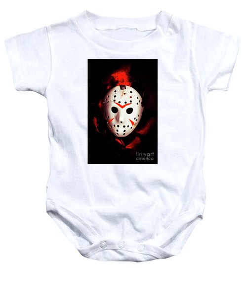 Plot Holes From Twisted Tales Baby Onesie