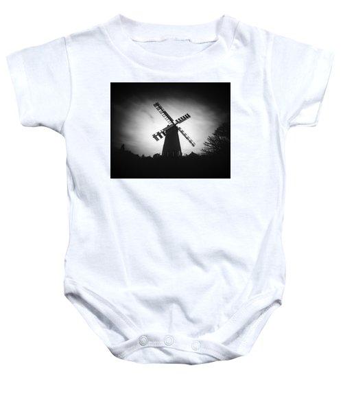 Polegate Windmill Baby Onesie