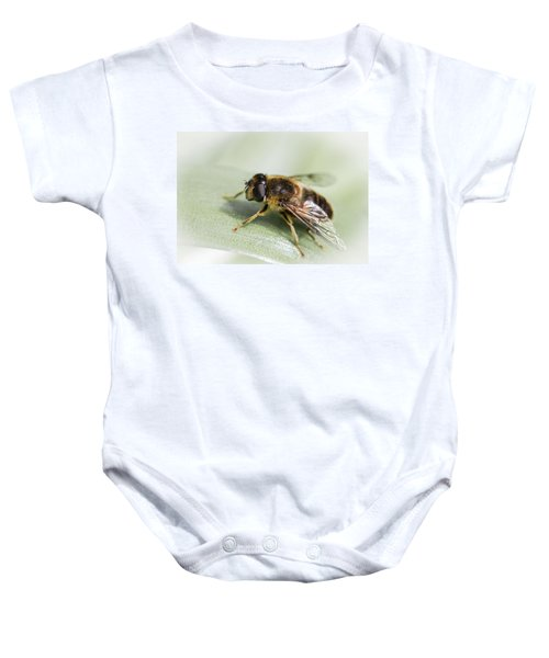 Pollen Dusted Baby Onesie