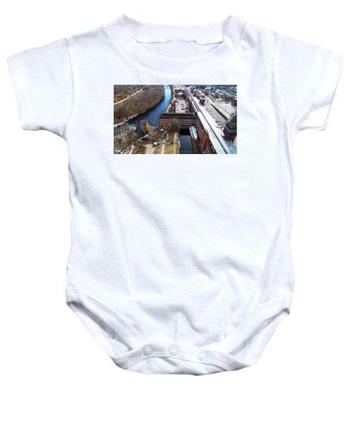 Ponemah Mill Baby Onesie