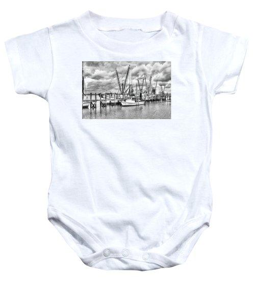 Port Royal Docks Baby Onesie