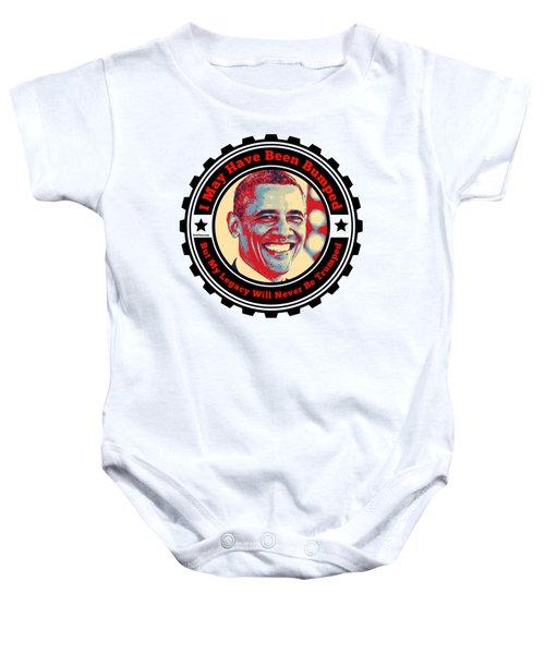 President Barack Obama  Baby Onesie