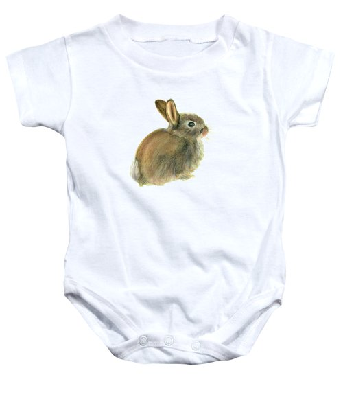 Rabbit  Baby Onesie