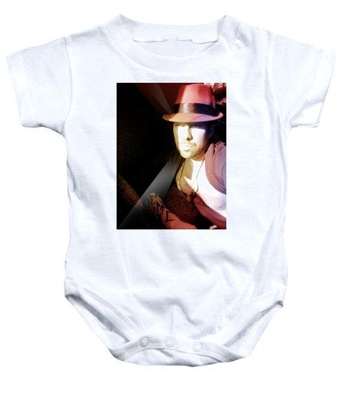 Rain Hat Baby Onesie