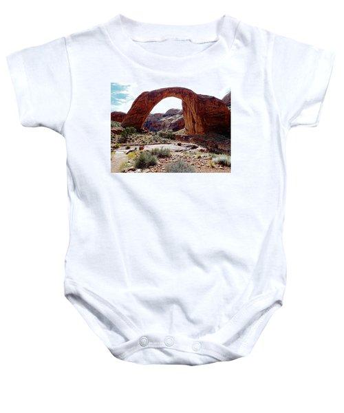 Rainbow Bridge National Monument Baby Onesie