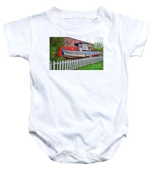 Redneck Dry Dock Baby Onesie