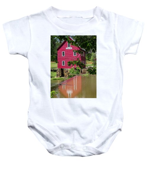 Starrs Mill Reflection Baby Onesie