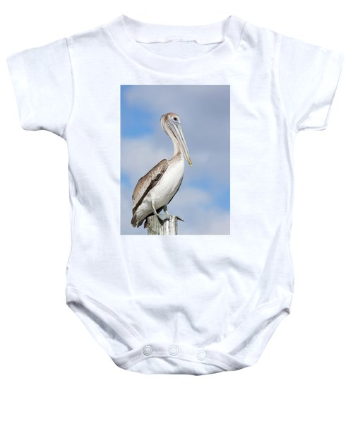 Regal Bird Baby Onesie