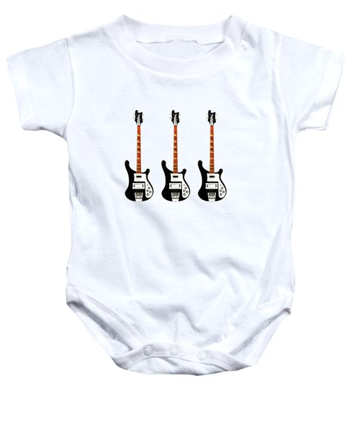 Rickenbacker 4001 1979 Baby Onesie
