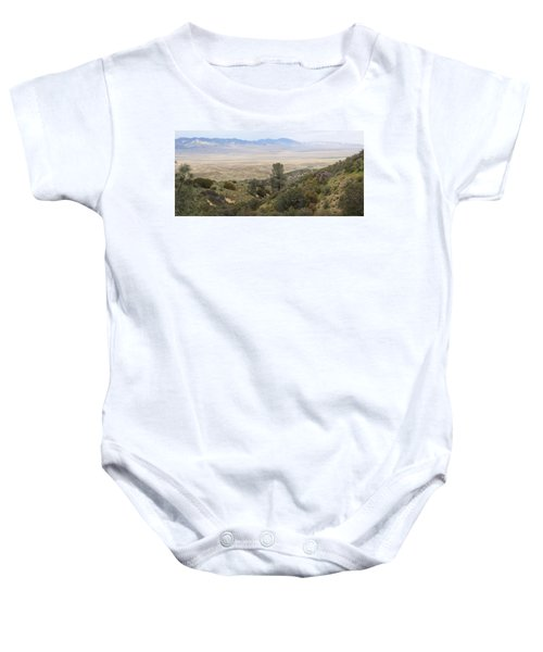 Ridge Route View Baby Onesie
