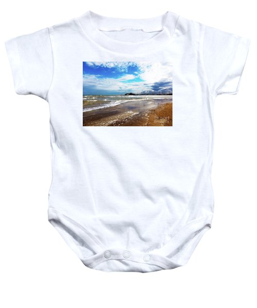 Rimini After The Storm Baby Onesie