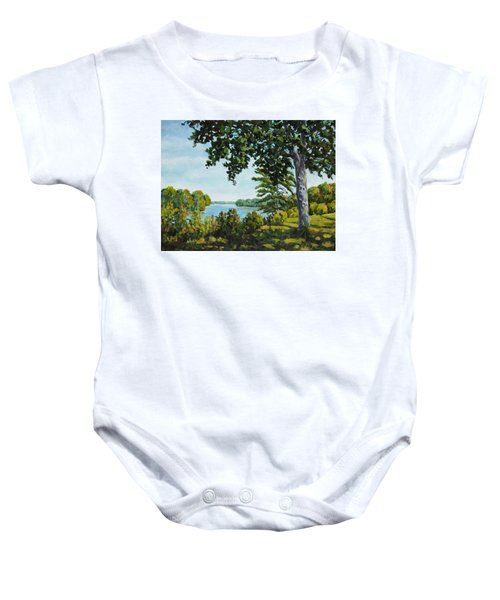 Rock Cut Baby Onesie