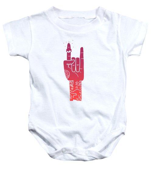 Rocket Baby Onesie