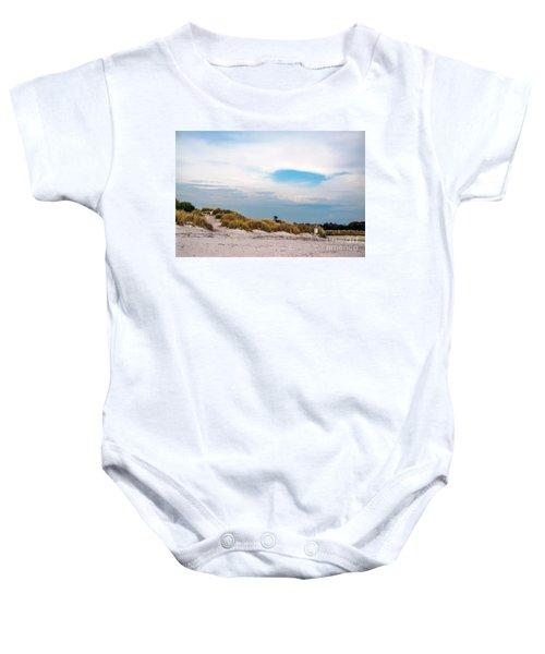 Rosignano Beach Baby Onesie