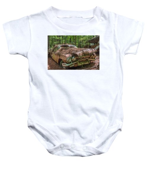 Rotting Classic In Color Baby Onesie