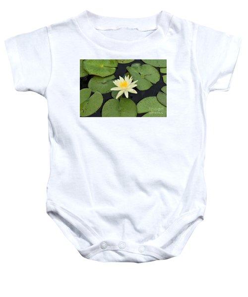Sacred Lotus Baby Onesie
