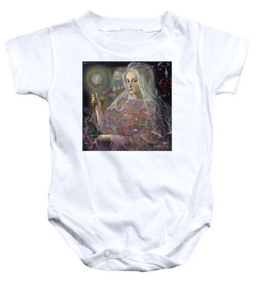 Sagittarius Baby Onesie by Annael Anelia Pavlova