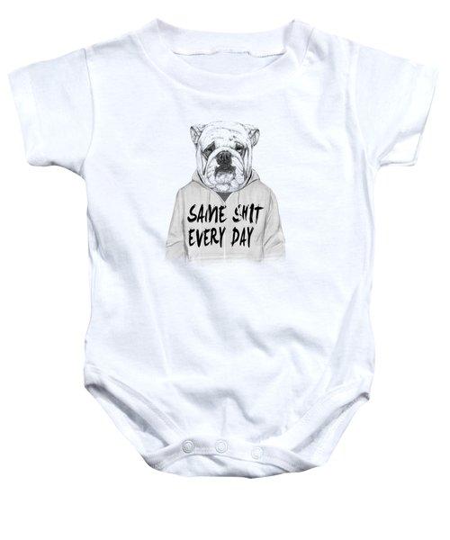 Same Shit... Baby Onesie