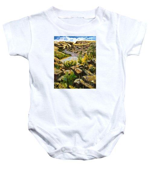 Santa Elena Canyon Baby Onesie