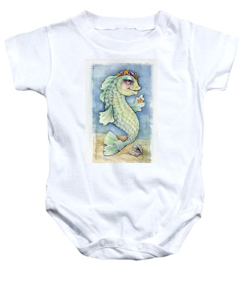 Sarafina Seabling Baby Onesie