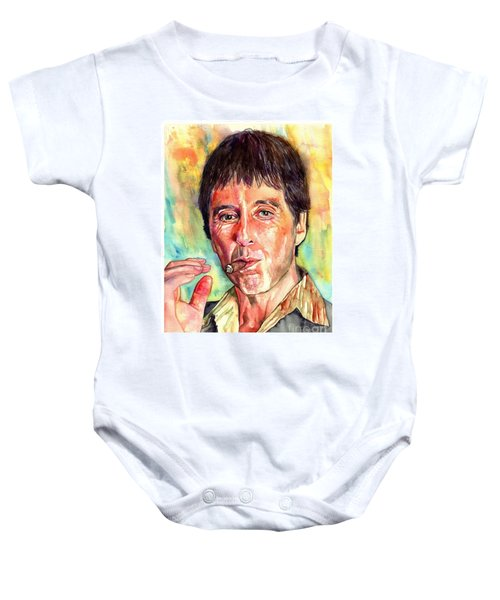 Scarface Baby Onesie