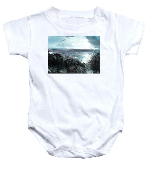 Seaface Baby Onesie