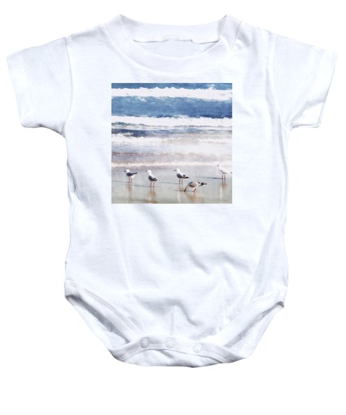 Seaspray Baby Onesie