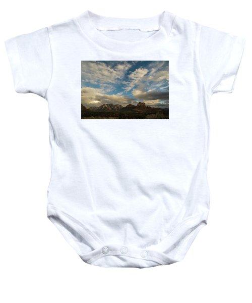 Sedona Arizona Redrock Country Landscape Fx1 Baby Onesie