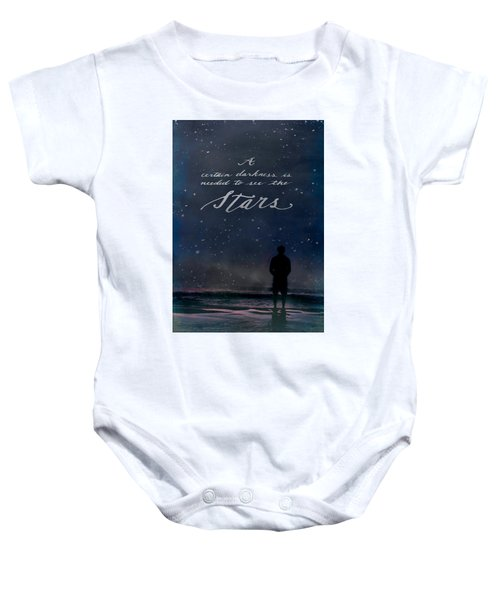 See The Stars Baby Onesie