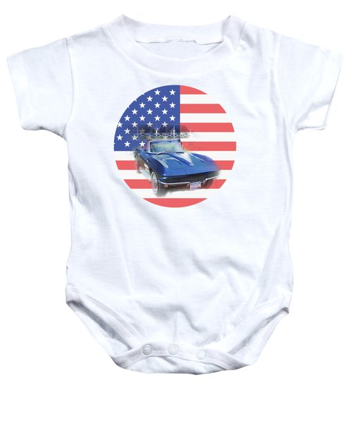 See The Usa Baby Onesie