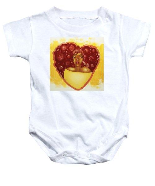 Self Love Baby Onesie