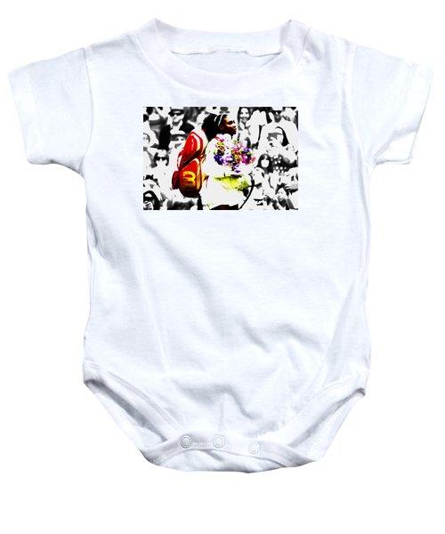 Serena Williams 2f Baby Onesie