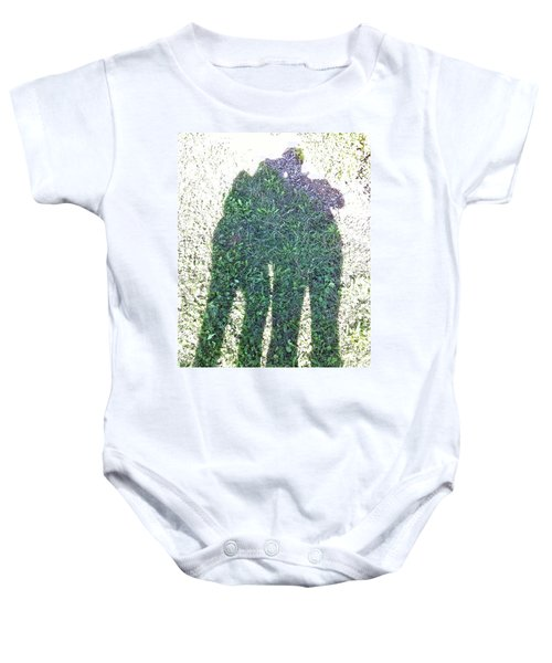 Shadow In The Meadow Baby Onesie