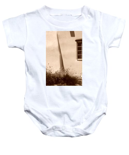 Shadows And Light In Santa Fe Baby Onesie