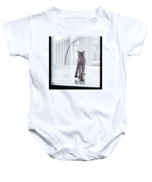 Shake It Off Baby Onesie
