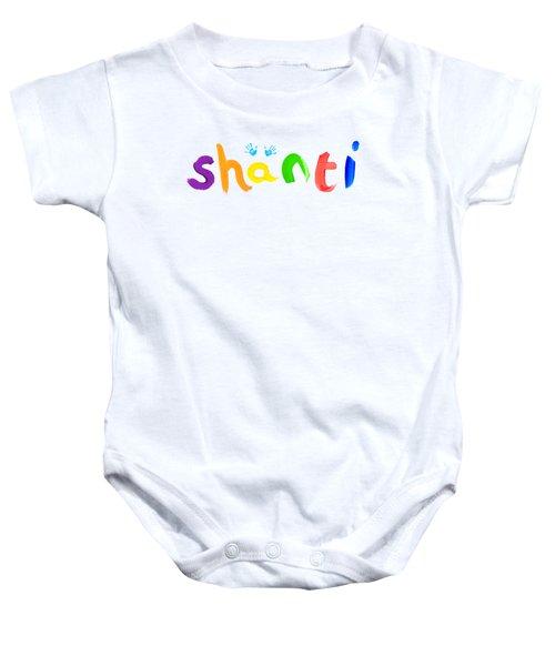 Shanti Baby Onesie