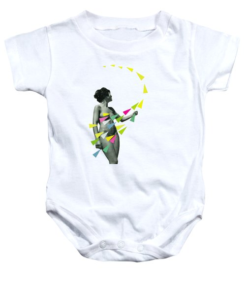 She's A Whirlwind Baby Onesie