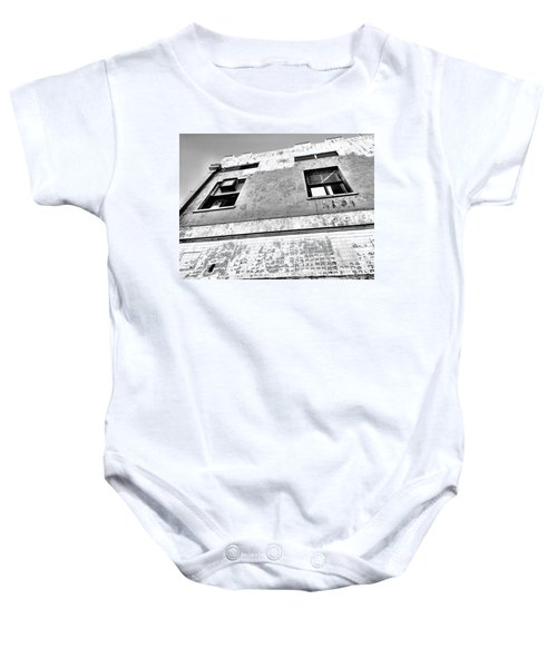 Showing Its Age Baby Onesie