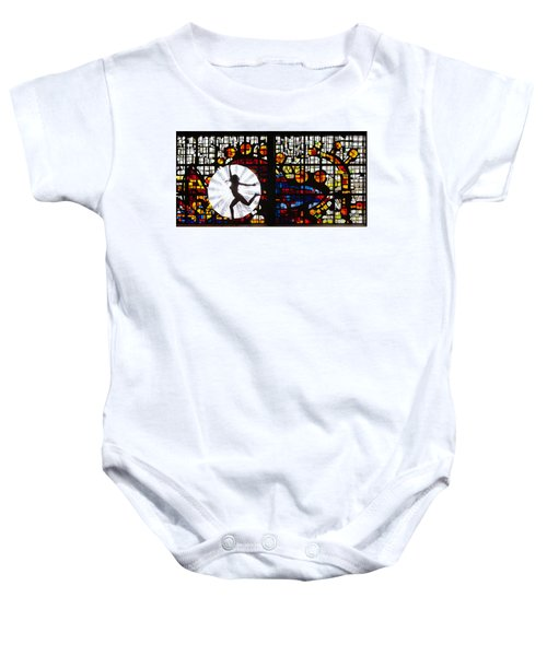 Silhouette 321 Baby Onesie