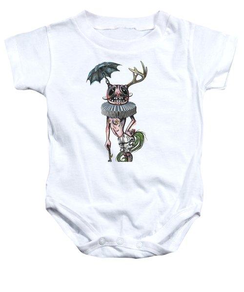 Sir Earnest Picklebottom Baby Onesie