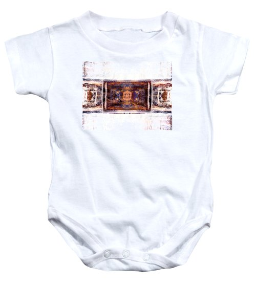 Sitting By Your Side Baby Onesie