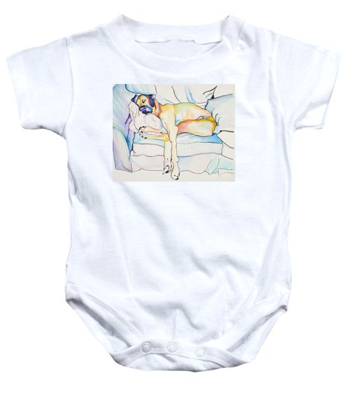 Sleeping Beauty Baby Onesie